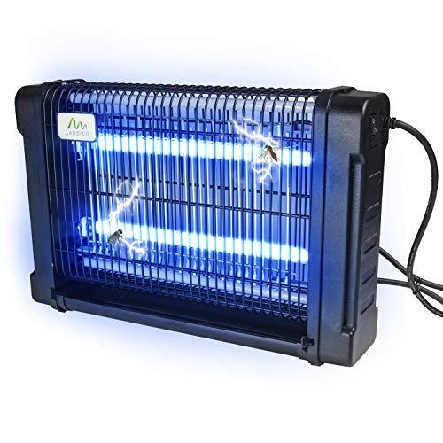 Gardigo UV Licht Insektenvernichter Professionell 70 m² Insekten Mosquito Lampe Mosquito Lampe Mosquito Vernichter Insektenschutz