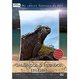 Die schönsten Naturreisen der Welt: Galapagos & Ecuador erleben [Alemania] [DVD]