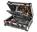 Beta 2056E/I Valigia con assortimento di 146 utensili per la manutenzione generale della casa, officina e fai da te