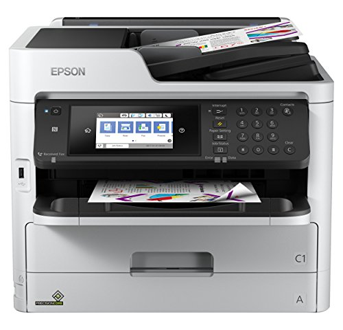 Epson Workforce Pro WF-C5710DWF - Impresora multifunción