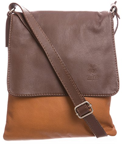 Big Handbag Shop - Borsa a tracolla donna Light Tan - Brown Trim Venta Venta Barata Espacio Libre En Línea Barata GbVQsT6