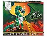 Armure force - Iron Dragon - carnet créatif