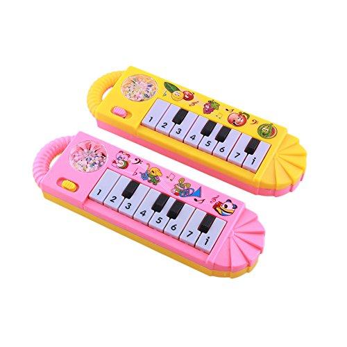Cido JWBOSS Baby Kleinkind Entwicklungsspielzeug Kindermusik Klavier Früh Pädagogisch Spiel Spaß