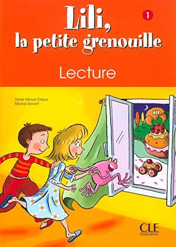 Lili, la petite grenouille - Niveau 1 - Cahier de lecture