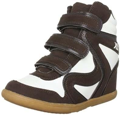 Xti Women's 25619 Brown Wedges Heels XTI20217111703 3 UK