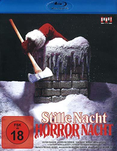 Stille Nacht - Horror Nacht - Uncut [Blu-ray]