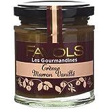 FAVOLS Crème Marron Vanille 220 g - Lot de 3