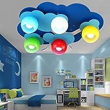 AMOS Lámpara de techo de jardín de infancia Creative Cartoon Wisdom Tree Boy Girl Tienda de ropa para niños Tienda de juguetes para niños Lámparas