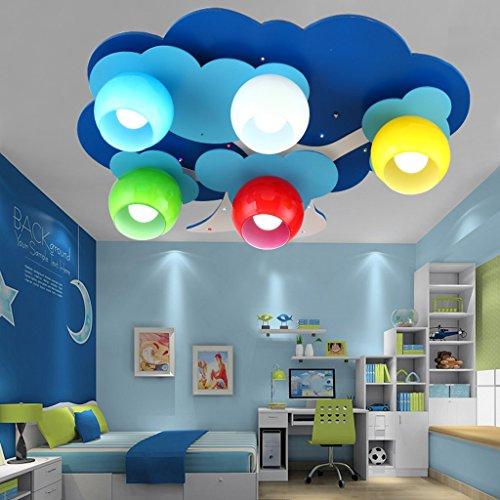 Kindergarten Deckenlampe Kreative Cartoon Weisheit Baum Boy Mädchen Kinderbekleidung Store Kinderspielzeug Shop Lampen