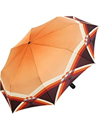 Doppler de las mujeres bolsillo paraguas Carbo nsteel Sturmfest abre y automático cruzado