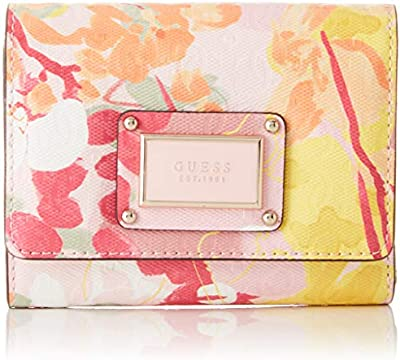 Guess - Shannon Slg Small Trifold, Monederos Mujer, , 13x11x3 cm (W x H L)