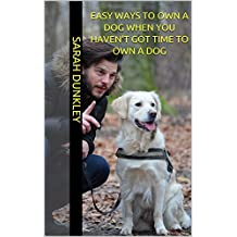 Easy Ways to Own a Dog When You Haven't Got Time to Own a Dog