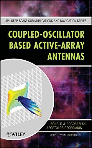 Produktbild { COUPLED-OSCILLATOR BASED ACTIVE-ARRAY ANTENNAS (JPL DEEP-SPACE COMMUNICATIONS AND NAVIGATION) - GREENLIGHT } By Pogorzelski, Ronald J ( Author ) [ Jul - 2012 ] [ Hardcover ]