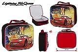 Colorbaby, 76661, 3d borsa termica disney cars, lunch box termico 24X8'5X immagine