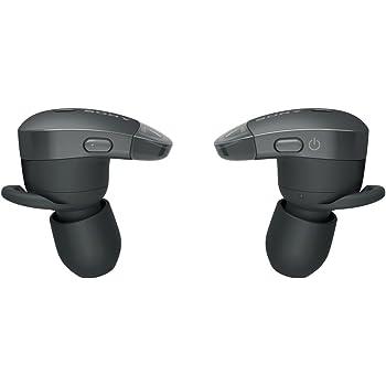 Sony WF-1000X True Wireless Kopfhörer inkl. Lade-Etui (Noise Cancelling, Bluetooth, NFC, bis zu 9h Akkulaufzeit, Amazon Alexa) schwarz
