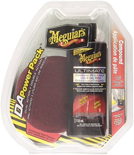 Meguiar's DA Power Pack Compound STK