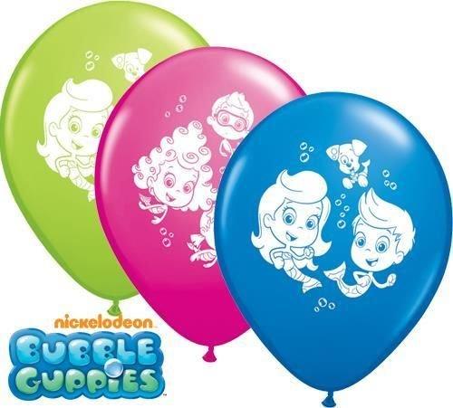 achricht 27.9cm Qualatex Latex Ballons x 5 ()