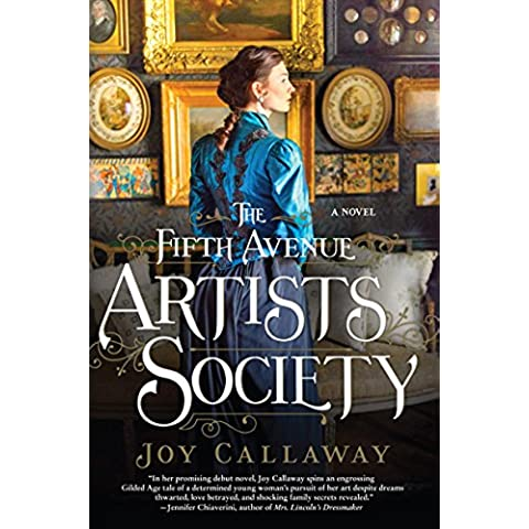 The Fifth Avenue Artists Society: A Novel