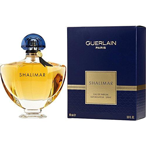 3 Oz Eau De Parfum (Guerlain Shalimar Eau De Parfum Spray - 90ml/3oz)