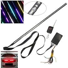 48RGB LED Tira Tira LED Strip escáner Knight Rider Strobe