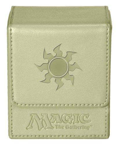 Ultra Pro 82772 - Flip Box MTG Mana, weiß