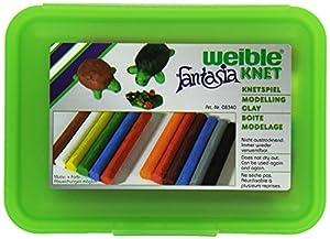 Weible Spiele - Plastilina Importado de Alemania , Modelos/colores Surtidos, 1 Unidad