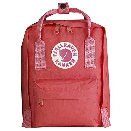 Fjällräven Unisex Rucksack Kånken Mini, peach pink, 13 x 20 x 29 cm, 7 Liter, 23561-319