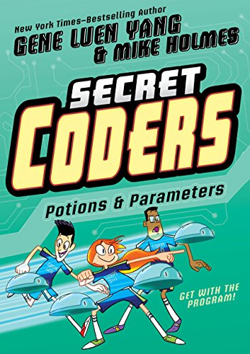 Secret Coders: Potions & Parameters (English Edition)