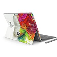 Herngee Surface Left Right Brain Protective Decal, Skin Protector, PVC Skin Stickers for New Surface Pro 2017