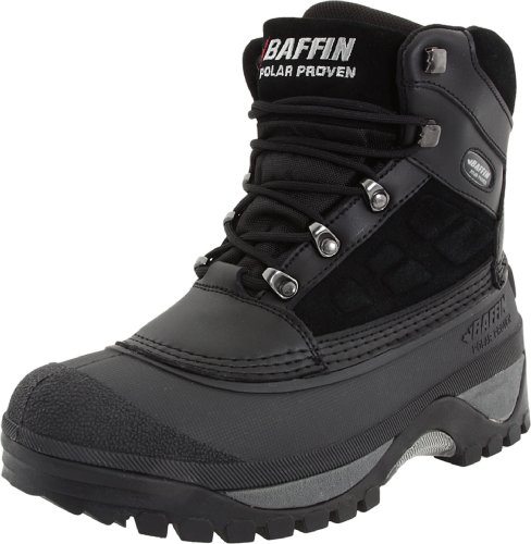 BAFFIN Herren Winterstiefel MAPLE schwarz