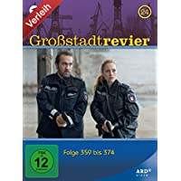 Großstadtrevier - Vol. 24 - Folge 359 - 374