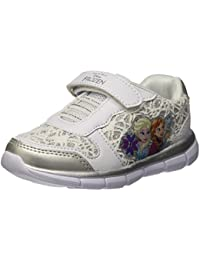 Sneakers skater bianche per bambina Disney mR1nWF