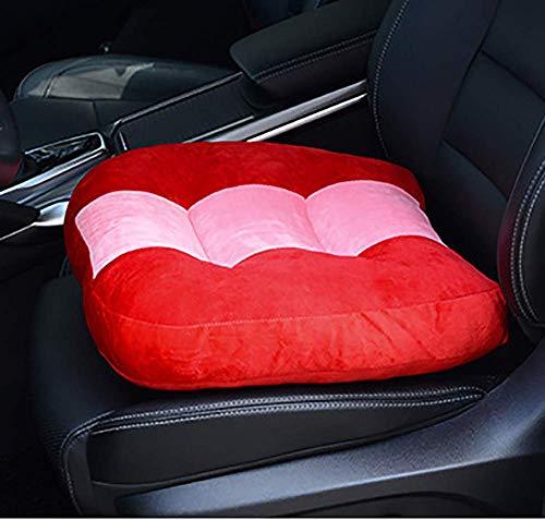 SXTYRL Coussin de siège pour Conduite, Coussin rehausseur Hauteur de rehaussement Universal Seat Mat pour Le...