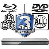Panasonic DMP-BDT460EB - 4K Up-scaling Full HD 3D Blu-ray Player Wi-Fi