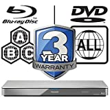 Panasonic dmp-bdt460eb – 4 K up-scaling Full HD 3D Blu-ray Player Wi
