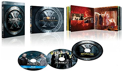 X-Men : Le commencement - Edition Steelbook Collector with Booklet [Blu-Ray]