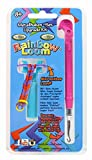 Rainbow Loom 21362 - Original Erweiterungs Metallnadel Set, pink