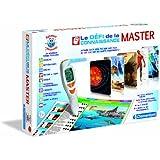 Clementoni - 62338-Défi des connaissances Master-Jeu éducatif