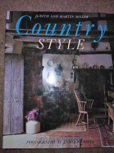 Country Style by Judith Miller (1990-09-10)