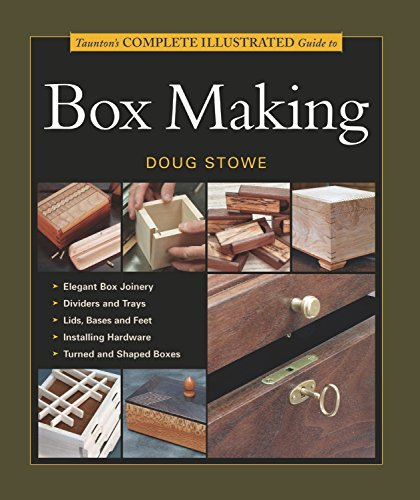 Taunton's Complete Illustrated Guide to Box Making (Complete Illustrated Guide Series) por Jeff Jewitt