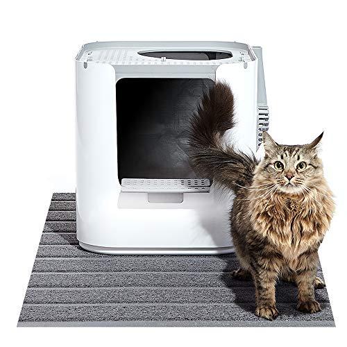 ModKat Cat Wurfmatte, groß, Fallen Wurf, modernes Design, weich auf Pfoten, Phthalat frei, groß (61CM x 87.63CM)