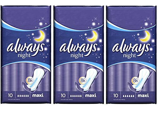 always-always-always-maxi-comfort-protection-10-sanitary-pads-night-pack-of-3