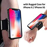Product Description The Sportlink iPhone iphone X / iPhone XS running kit is the ultimate Sports Armband for runners, joggers and gym goers. The Sportlink Sports Armband fits comfortably on your arm or your wrist. No longer will you have to struggle ...