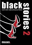 moses. black stories 2 | 50 rabenschwarze Rätsel | Das Krimi Kartenspiel
