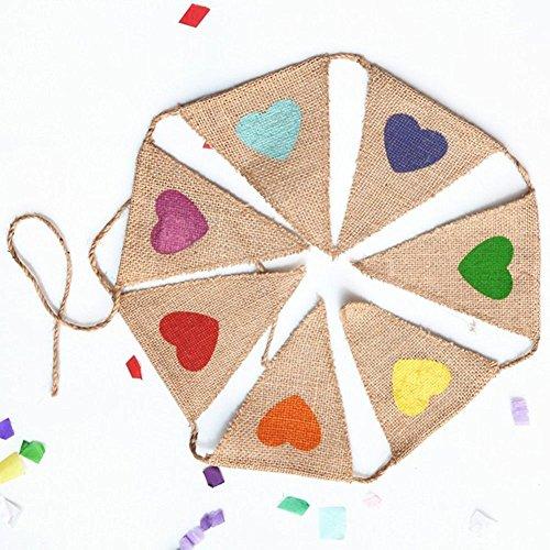 trixes-1-metre-vintage-burlap-triangle-bunting-multi-colour-hearts