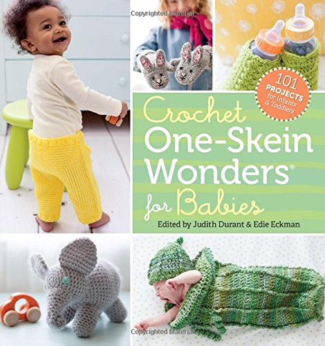 Crochet One-Skein Wonders for Babies Shop Baby-booties