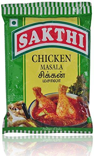 Sakthi Combo of 100gm of-Chicken Masala, 100gm Mutton Masala and 50gm of-Briyani Masala
