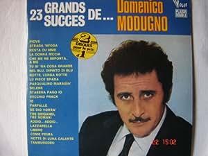 23 Grands Succès De... Domenico Modugno - 1975