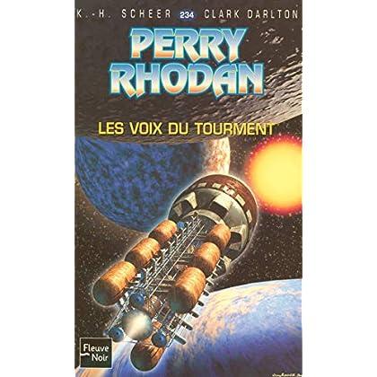 Les Voix du Tourment - Perry Rhodan