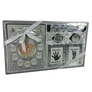 baby geschenkset geschenkidee f r geburtsurkunde mit. Black Bedroom Furniture Sets. Home Design Ideas